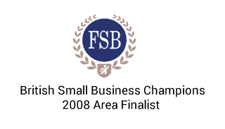 British Small Business Champions 2008 Area Finalist_Web Designers Belfast