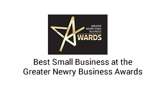 Best Small Business at the Greater Newry Business Awards