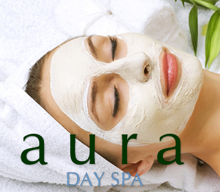 Aura Day Spa_Web Designers Belfast