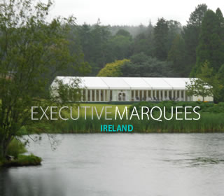Executive Marquees_Web Designers Belfast