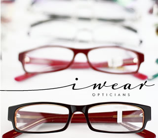Iwear Opticians_Web Designers Belfast