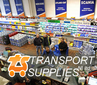Transport Supplies_Web Designers Belfast